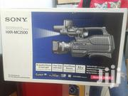 Sony Video Camera HXR MC2500 | Photo & Video Cameras for sale in Lagos State, Lagos Island