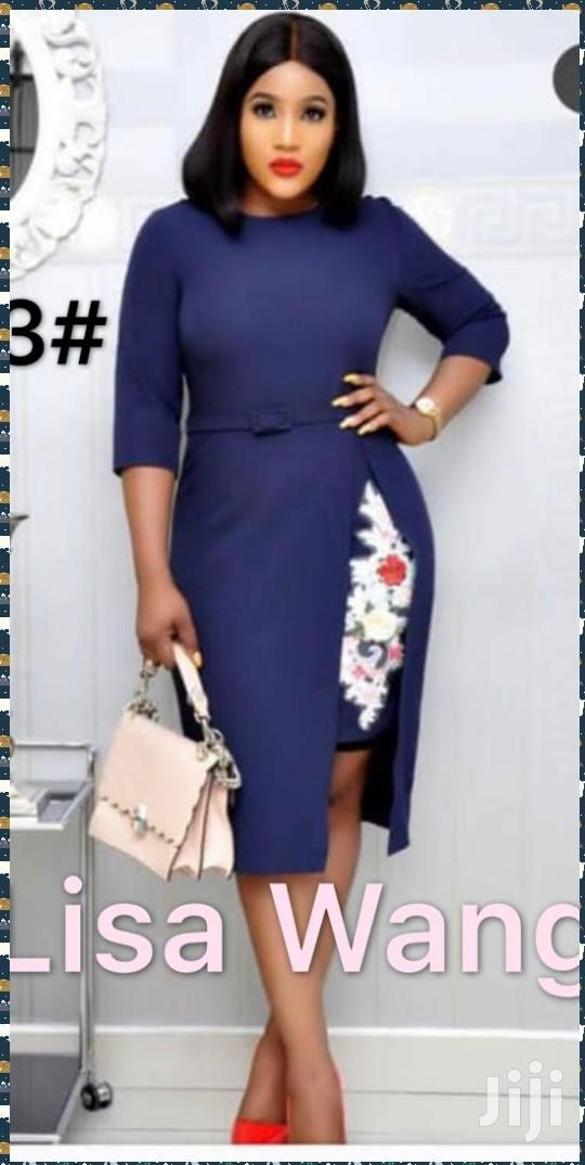 Classic and Elegant Corporate Dress | Clothing for sale in Yaba, Lagos State, Nigeria