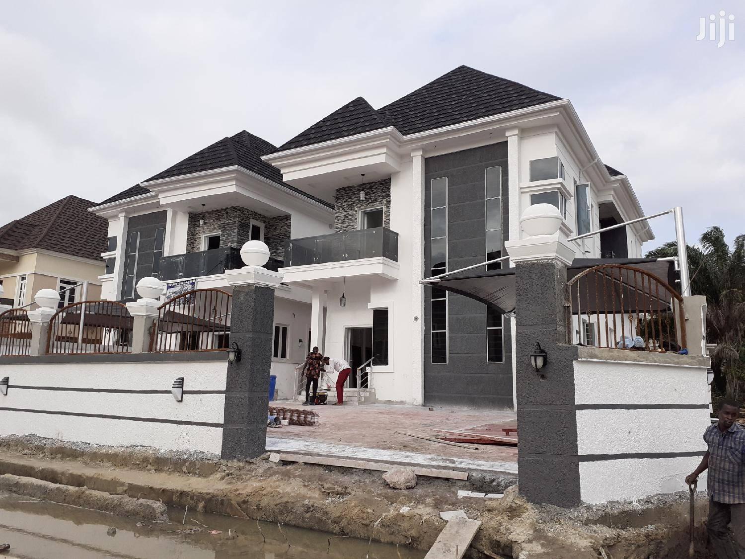 Brand New 4bedroom Duplex Ikota.Lekki,Onikoyi | Houses & Apartments For Sale for sale in Lekki, Lagos State, Nigeria