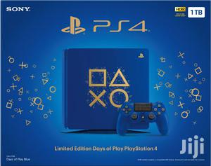 PS 4 Slim 1tb Limited Edition Console | Video Game Consoles for sale in Lagos State, Ikeja