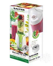 Salter Blender To Go, 350w, 2 Pieces 600ml Bottles | Kitchen Appliances for sale in Lagos State, Lekki Phase 2