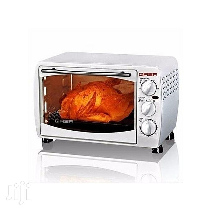 QASA Oven Toaster With Top Grill - 19L