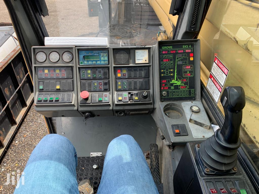 Grove Crane 300 Tons | Heavy Equipment for sale in Surulere, Lagos State, Nigeria