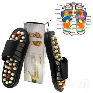 Massage Slippers Acupuncture Foot Healthy | Massagers for sale in Lagos State, Surulere