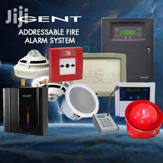 Gent Addressable Fire Alarm System