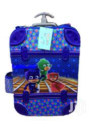 4 In 1 Pjmask Trolley School Bag | Babies & Kids Accessories for sale in Lagos State, Amuwo-Odofin