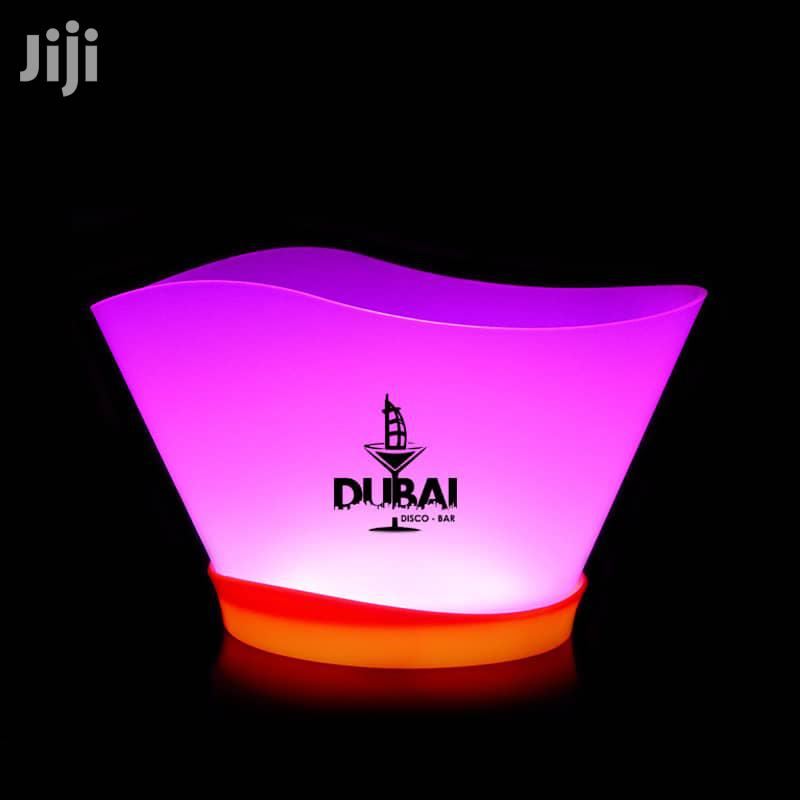 Archive: LED Champagne Bucket Big