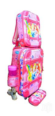 4 In 1 Frozen Trolley School Bag | Babies & Kids Accessories for sale in Lagos State, Amuwo-Odofin