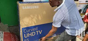 """Samsung Smart Curved New One 2019 UHD HDR 4K TV 55"""" 