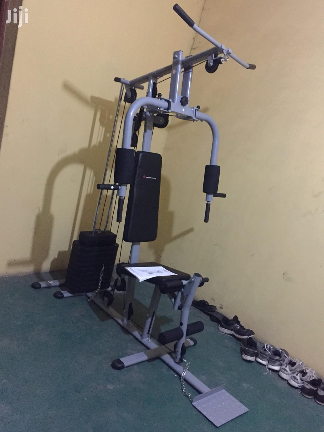 Imported Brand New One Station Multi Home GYM