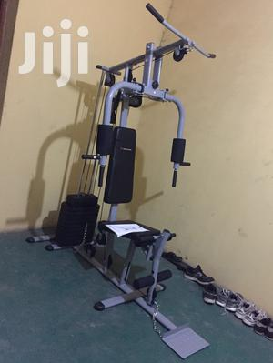 Imported Brand New One Station Multi Home GYM   Sports Equipment for sale in Lagos State, Surulere