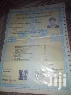 Teaching Job | Teaching CVs for sale in Abia State, Osisioma Ngwa