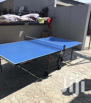 Outdoor Water Resistant Table Tennis (Made in Germany)   Sports Equipment for sale in Rivers State, Port-Harcourt