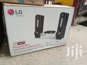 Original LG Powerful Bass DVD Home Theatre 600W Bluetooth Lhd667model | Audio & Music Equipment for sale in Lagos State, Ojo