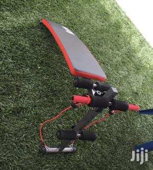 Tummy Trimmer Sit Up Bench | Sports Equipment for sale in Abuja (FCT) State, Wuse 2