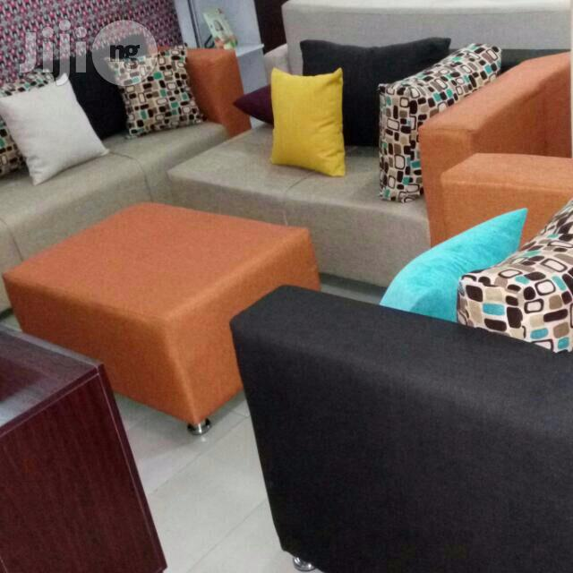 Sofa Quality Leather and Fabric Seats/ Chairs