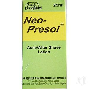Neo-Presol Acne/After Shave Lotion – 25ml   Skin Care for sale in Lagos State, Ojo