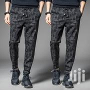 Dark Camouflage Quick Drying Joggers | Clothing for sale in Lagos State, Surulere
