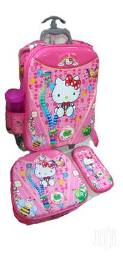 4 In 1 Trolley School Bag | Babies & Kids Accessories for sale in Lagos State, Amuwo-Odofin