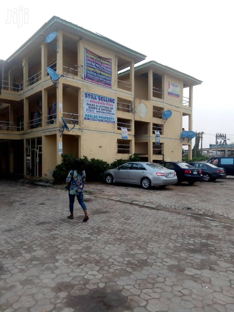 Letting And Sales Of Shops At Ebute Shopping Complex Ikorodu Lagos | Commercial Property For Sale for sale in Ikorodu, Lagos State, Nigeria