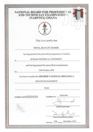 Backend Developer | Management CVs for sale in Abuja (FCT) State, Galadimawa