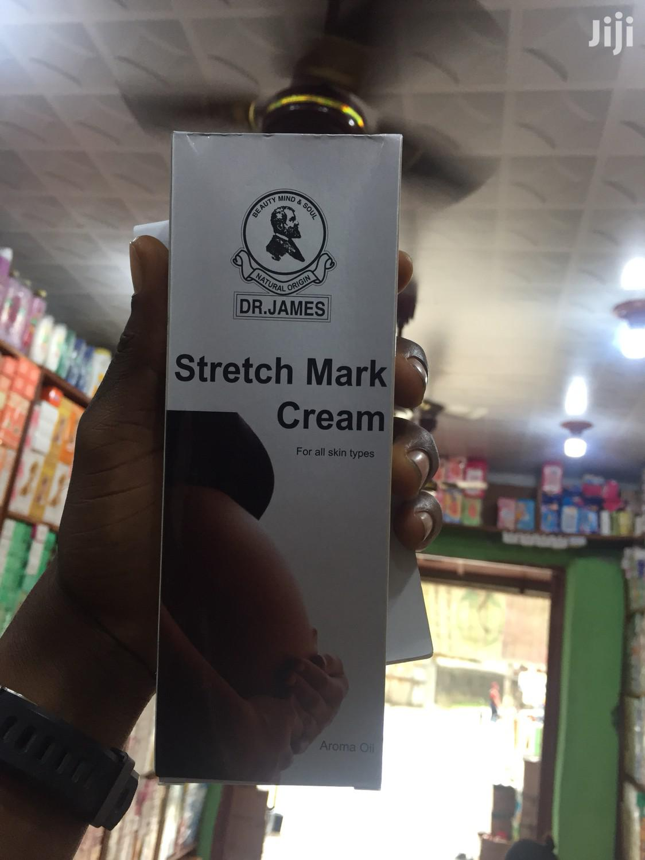 Dr James Stretch Mark Cream
