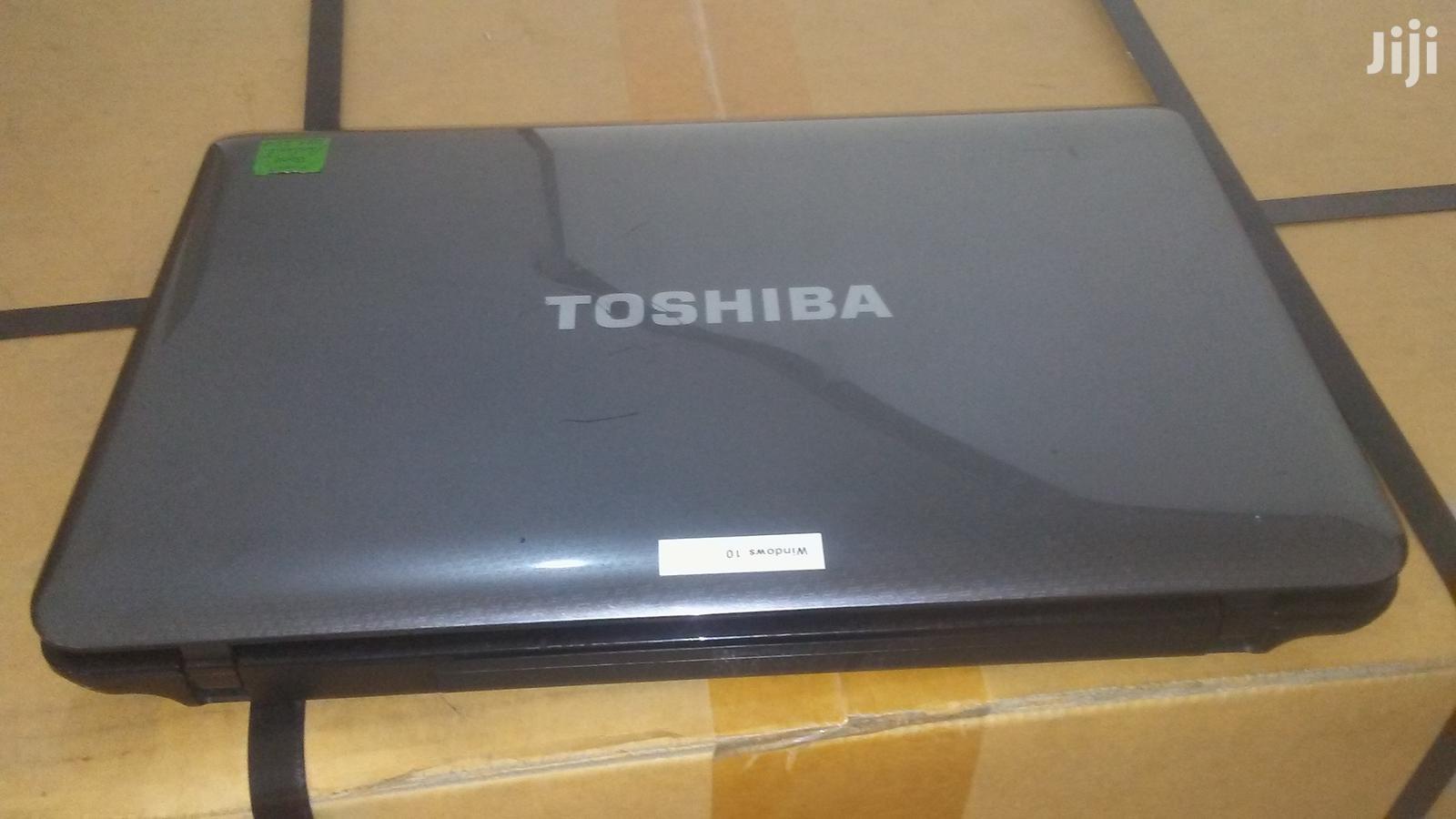 Laptop Toshiba Satellite L555 3GB Intel Pentium HDD 320GB   Laptops & Computers for sale in Ikeja, Lagos State, Nigeria