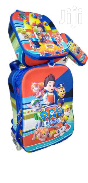 PAW Patrol Kids'school Bag Trolley   Babies & Kids Accessories for sale in Lagos State, Amuwo-Odofin