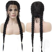 Classic American Front Lace Braided Wigs | Hair Beauty for sale in Lagos State, Lagos Island