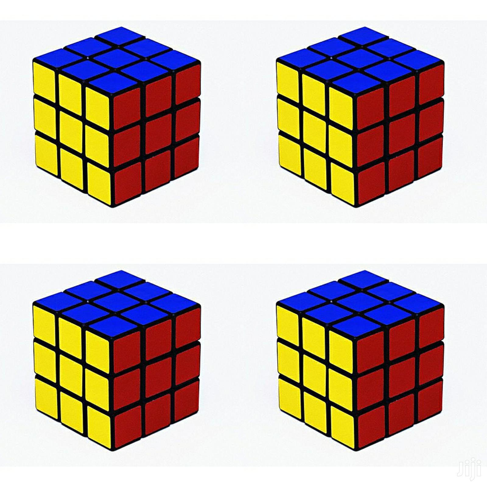 Puzzle 3X3 Game Cube