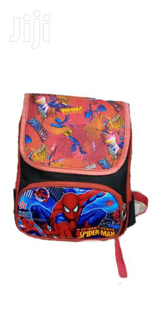 Spiderman School Bag 1-3 Years | Babies & Kids Accessories for sale in Lagos State, Amuwo-Odofin