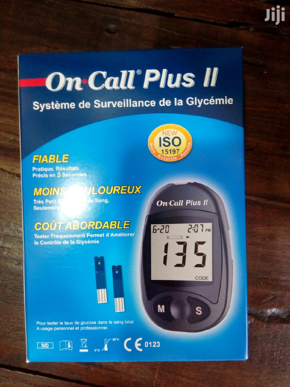 Accu-chek, Fine Test And On Call Glucometer Kit   Medical Supplies & Equipment for sale in Asokoro, Abuja (FCT) State, Nigeria