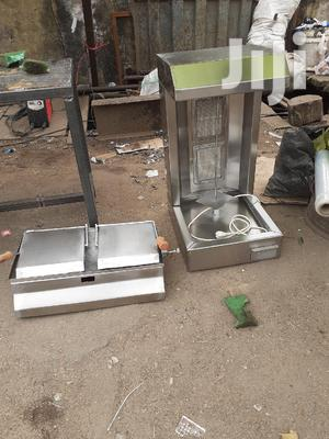 Brand New Shawarma Machine And Toaster Grill   Restaurant & Catering Equipment for sale in Lagos State