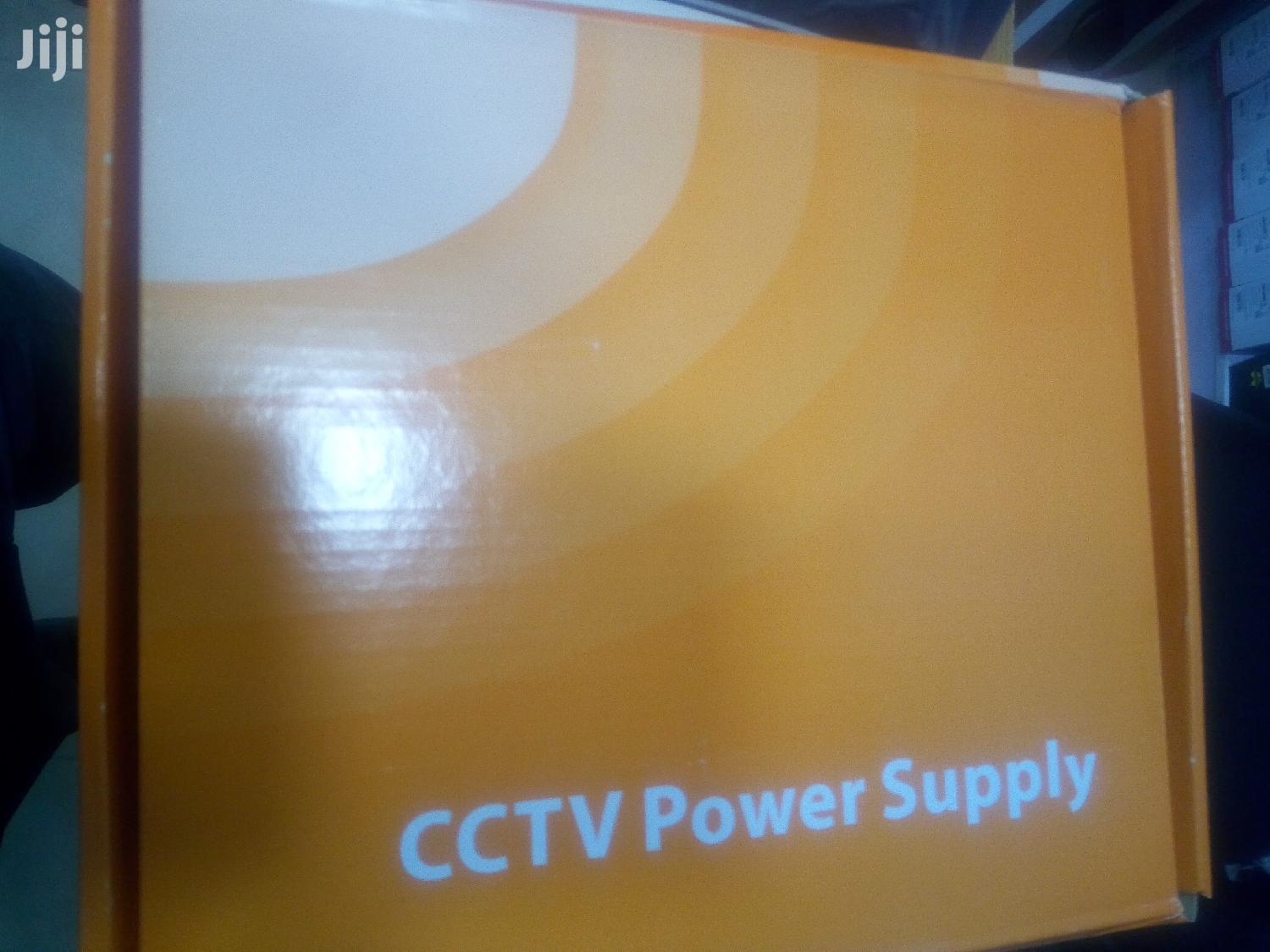 CCTV Power Supply Unit   Accessories & Supplies for Electronics for sale in Ikeja, Lagos State, Nigeria