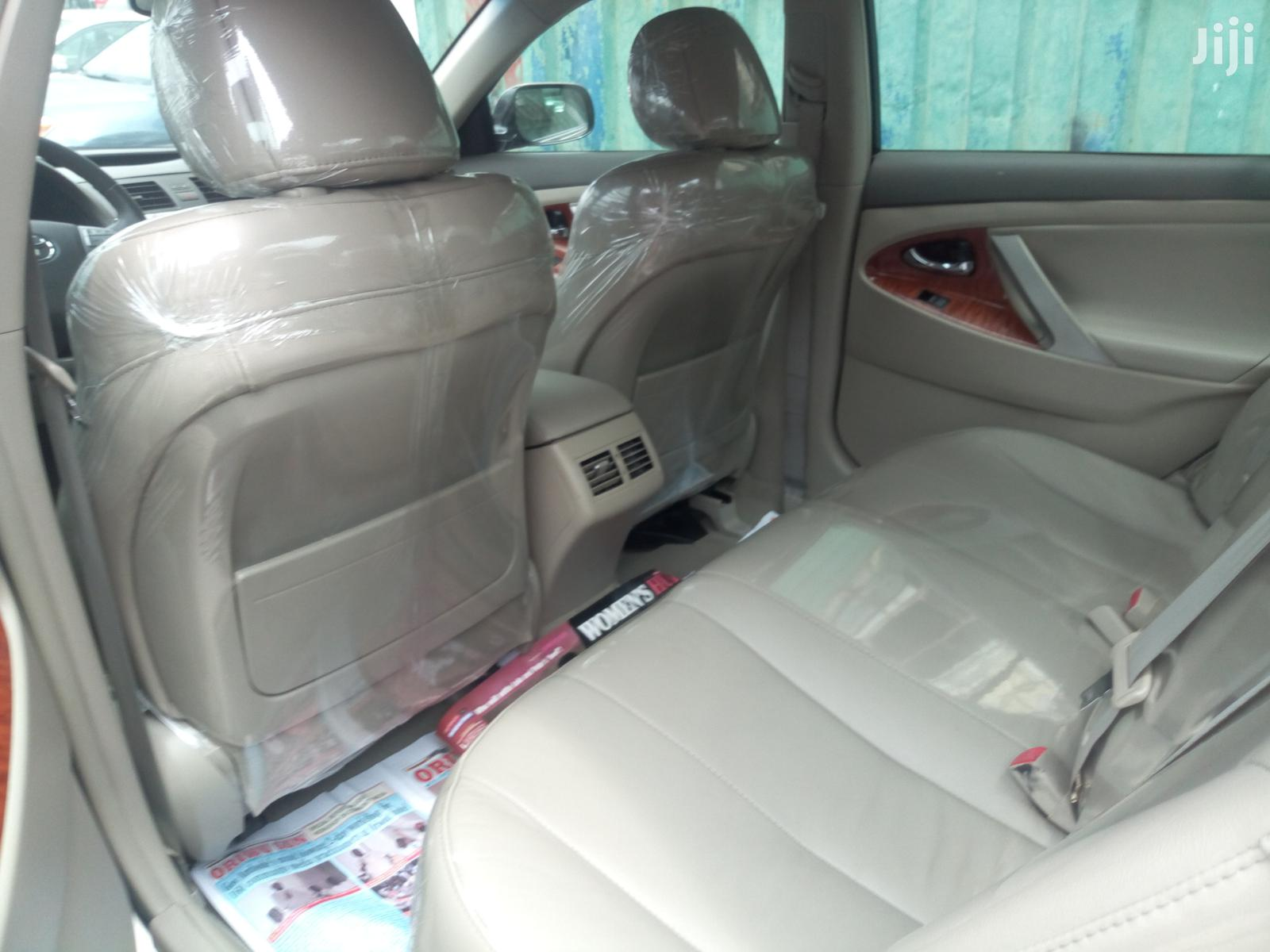 Toyota Camry 2010 Gold | Cars for sale in Apapa, Lagos State, Nigeria
