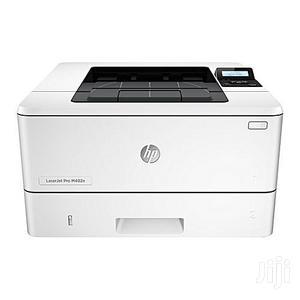 HP Laserjet Pro M402n Monochrome Printer, (C5F93A)   Printers & Scanners for sale in Lagos State, Ikeja