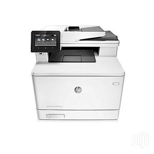 HP Color Laserjet Pro MFP M477fnw   Printers & Scanners for sale in Lagos State, Ikeja