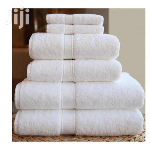 White Towel | Home Accessories for sale in Lagos Island (Eko), Lagos State, Nigeria