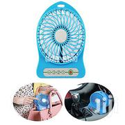 Portable Fan, Usb Rechargeable Fan With 2600mah Battery STRICKLY BULK | Home Appliances for sale in Lagos State