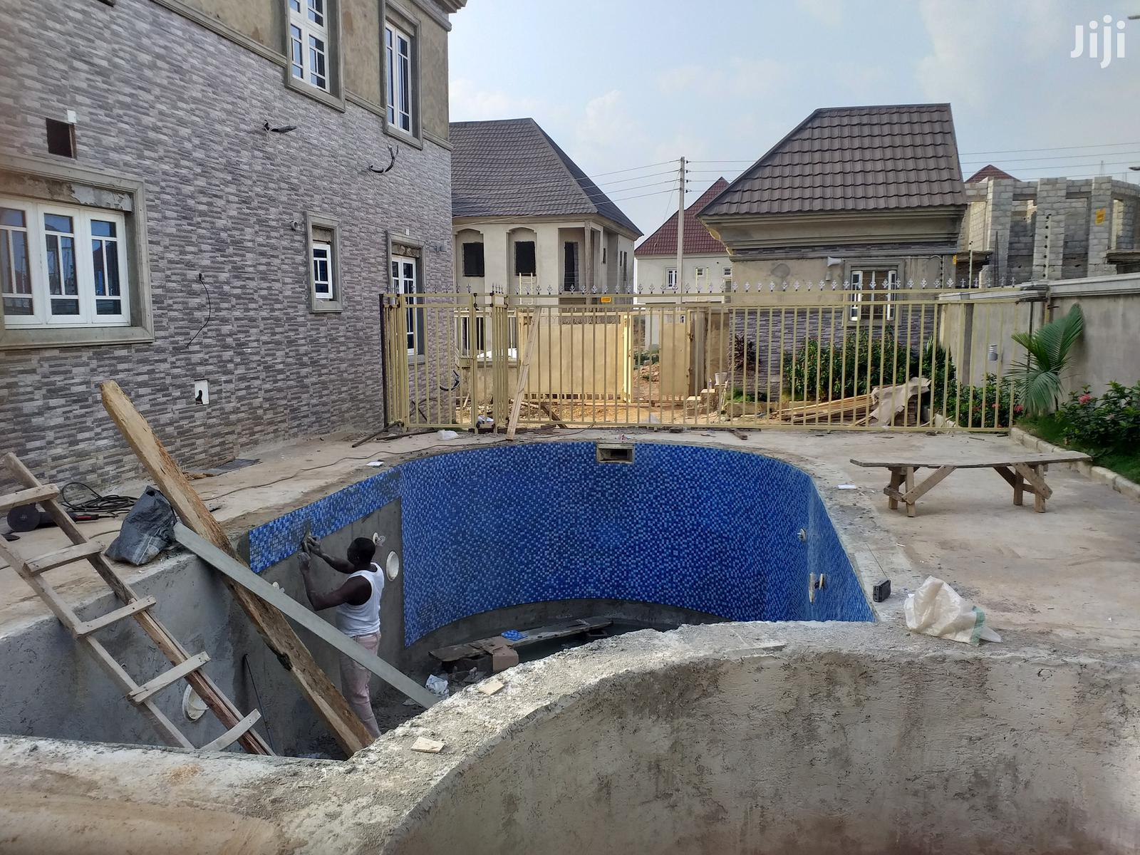 Swimming Pool Construction | Building & Trades Services for sale in Kubwa, Abuja (FCT) State, Nigeria