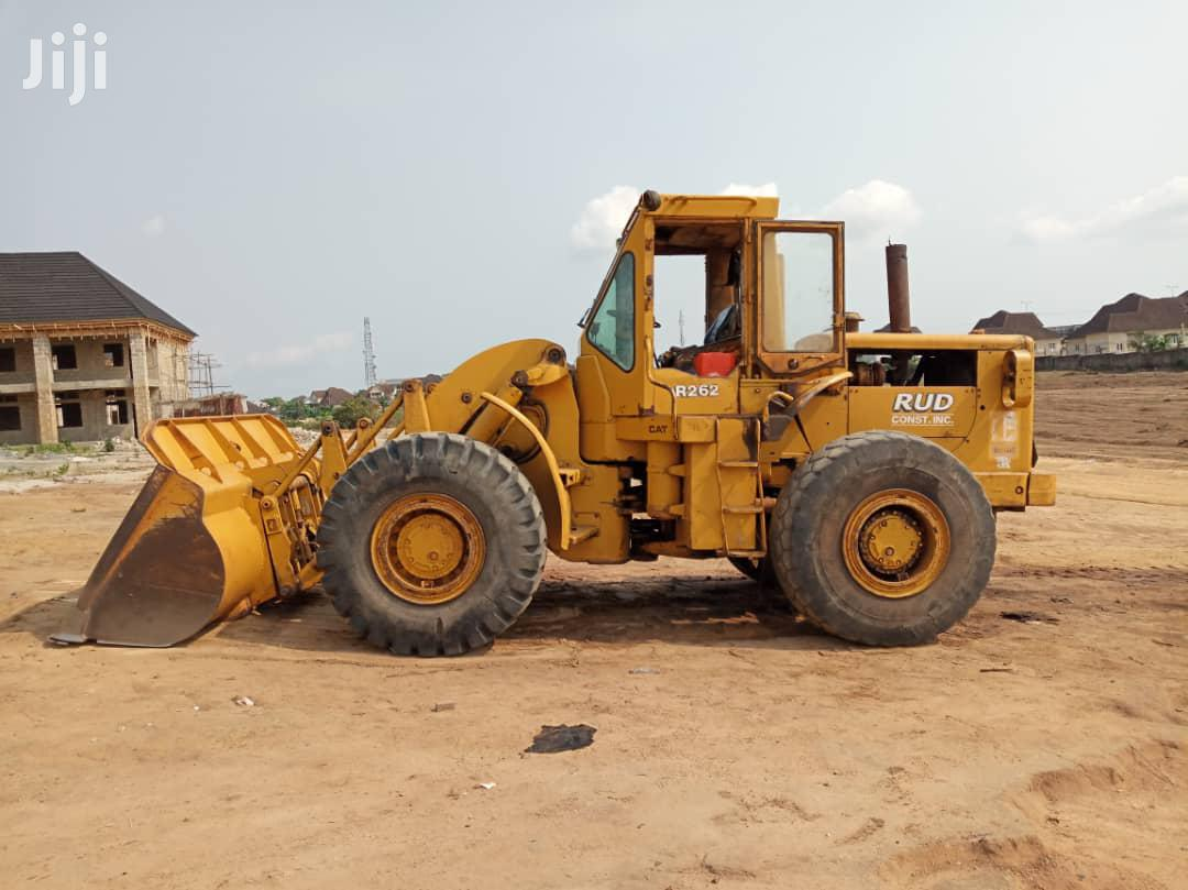 Archive: Caterpillar Payloader 966C For Sale