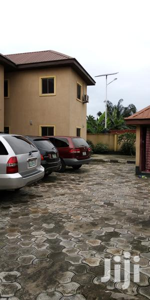 Standard 3 Bedroom Flat At Valley View Estate In Elimgbu Off Tank | Houses & Apartments For Rent for sale in Rivers State, Obio-Akpor