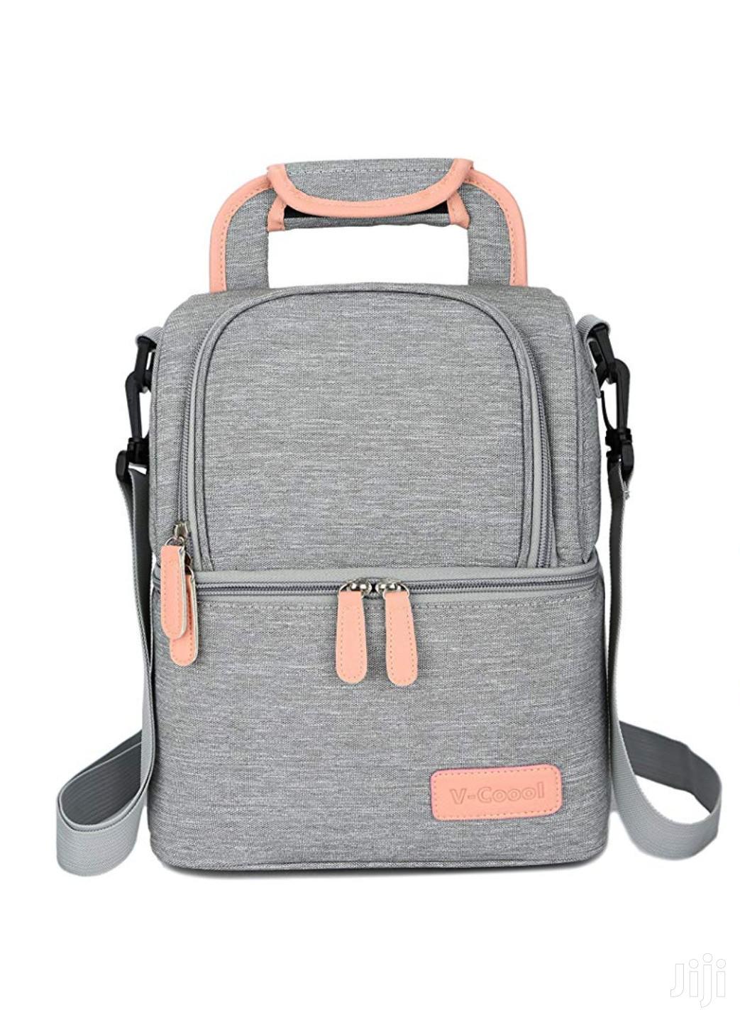 V-cool Cooler/Lunch Bag-grey