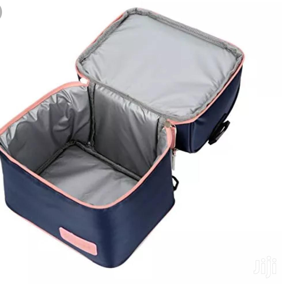 V-cool Lunch / Cooler Bag - Blue | Bags for sale in Ikeja, Lagos State, Nigeria