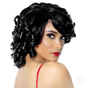 2packs Of Black Curl Hair | Hair Beauty for sale in Lagos State, Ikoyi
