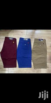 Ralph Lauren Polo Chinos Shorts Original 10k Each | Clothing for sale in Lagos State, Surulere