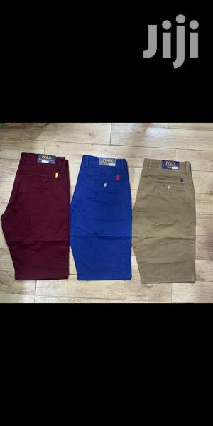 Ralph Lauren Polo Chinos Shorts Original 10k Each   Clothing for sale in Lagos State, Surulere