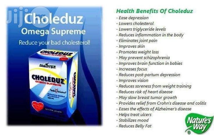 Choleduz Cholesterol Reducer