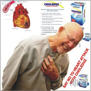 Choleduz Cholesterol Reducer | Vitamins & Supplements for sale in Rivers State, Nigeria