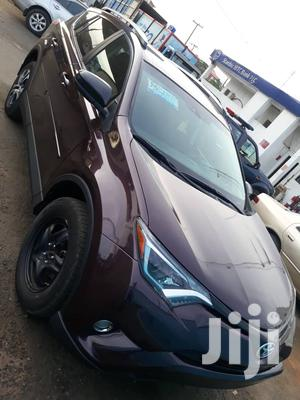 Toyota RAV4 2016 Brown | Cars for sale in Oyo State, Ibadan